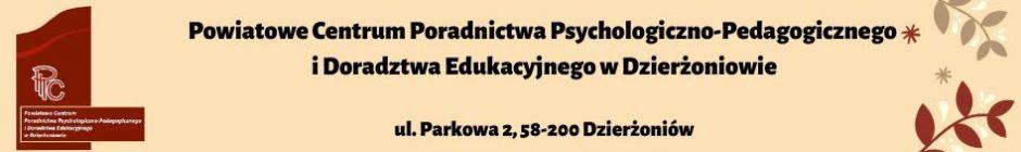 Powiatowe Centrum Poradnictwa Psychologiczno-Pedagogicznego